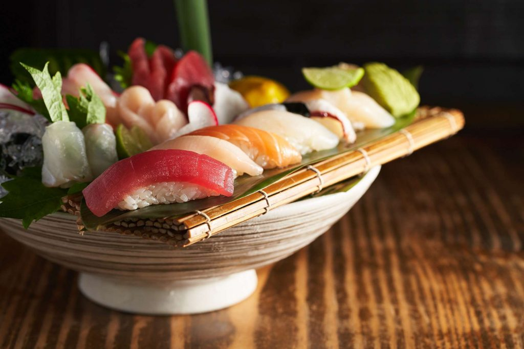 Best Sushi Restaurants in Boston